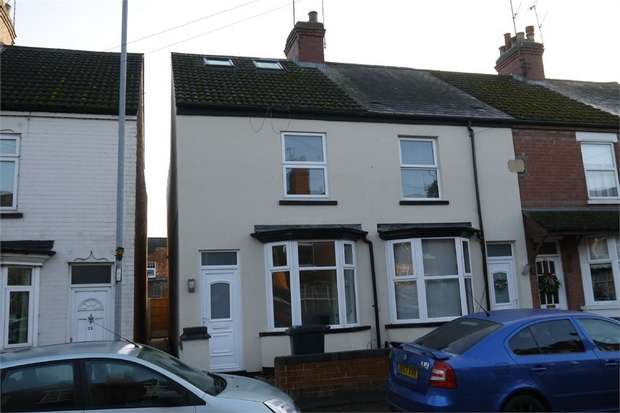 3 Bedrooms End Of Terrace House for sale in Bath Street, Market Harborough, Leicestershire
