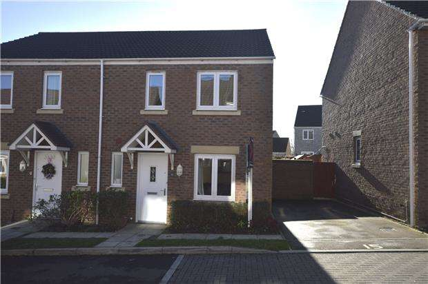 3 Bedrooms Semi Detached House for sale in Wylington Road, Frampton Cotterell, BRISTOL, BS36 2FL