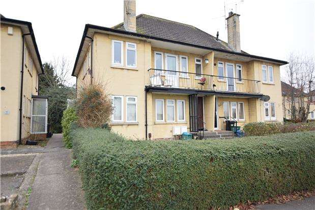 2 Bedrooms Flat for sale in Mayfields, Keynsham, BRISTOL, BS31 1BW