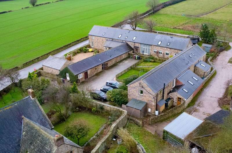 4 Bedrooms House for sale in The Byre, Barlow Lees, Holmesfield, Dronfield, S18 7SW