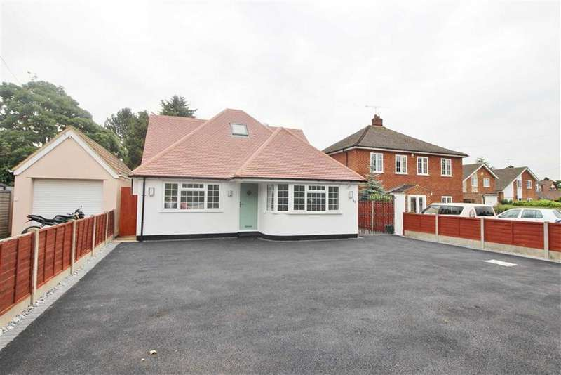 5 Bedrooms Detached Bungalow for sale in Station Road, St Albans, Herts