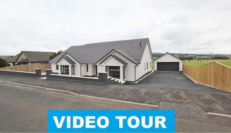 4 Bedrooms Detached Bungalow for sale in Sherifflats Road, Thankerton