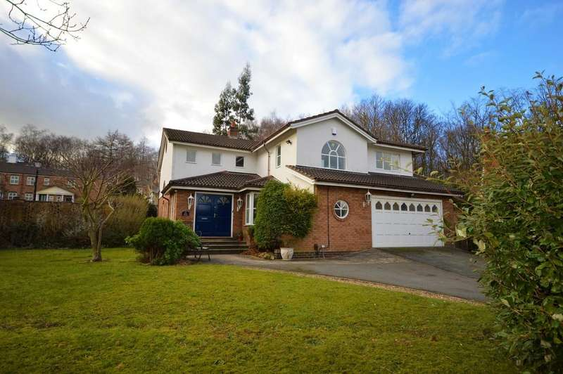 4 Bedrooms Detached House for sale in Bradfield Close, Huddersfield
