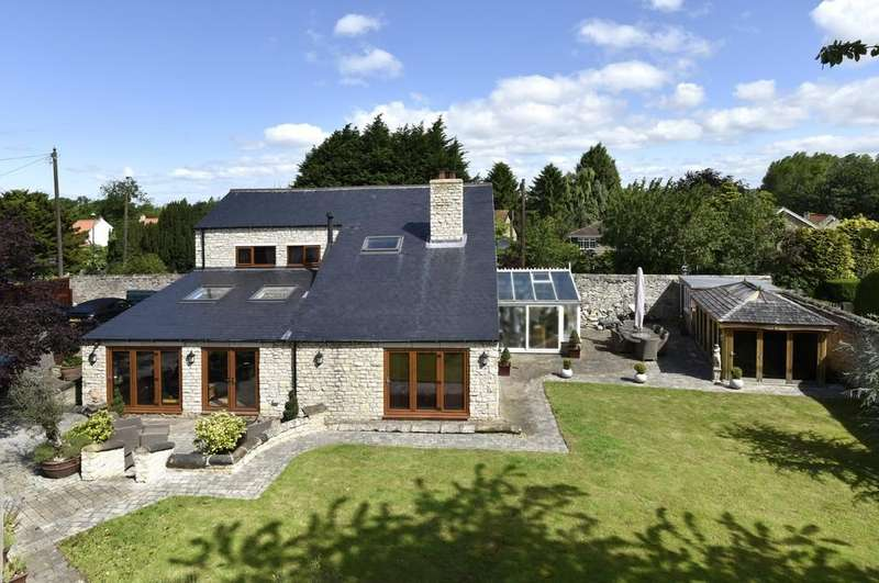 5 Bedrooms Detached House for sale in Park Lane, Womersley