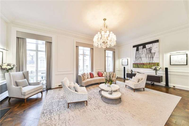 8 Bedrooms House for sale in West Eaton Place, Belgravia, London, SW1X