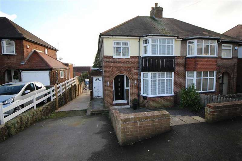 3 Bedrooms Semi Detached House for sale in Far Laund, Belper