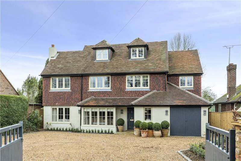 4 Bedrooms Detached House for sale in East Lane, West Horsley, Leatherhead, Surrey, KT24