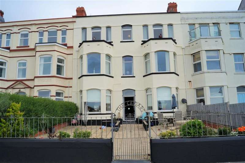 6 Bedrooms Town House for sale in West End Parade, Pwllheli