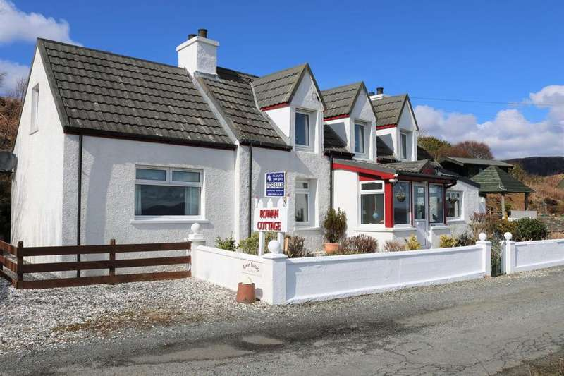 5 Bedrooms Detached House for sale in Rowan Cottage, Glasnakille IV49