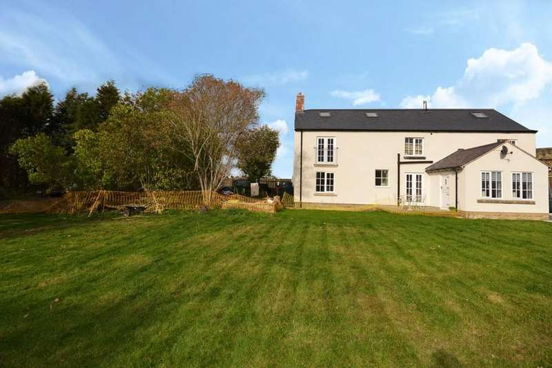4 Bedrooms Farm House Character Property for sale in Rigg Lane, East Hardwick, Pontefract