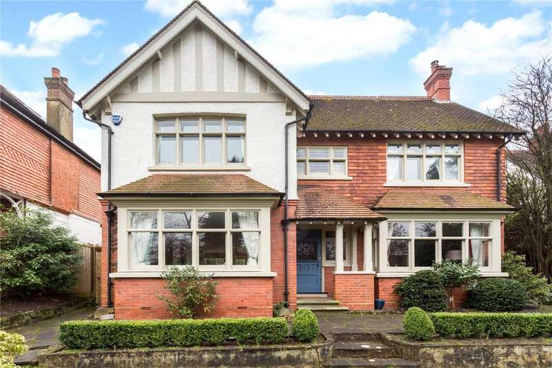 5 Bedrooms Detached House for sale in Reigate Road, Reigate, Surrey, RH2