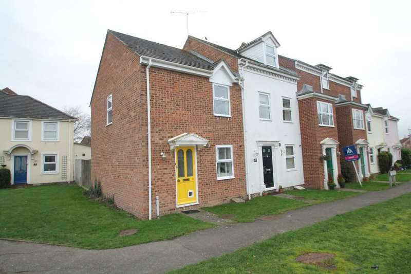 2 Bedrooms End Of Terrace House for sale in Whinchat, Aylesbury