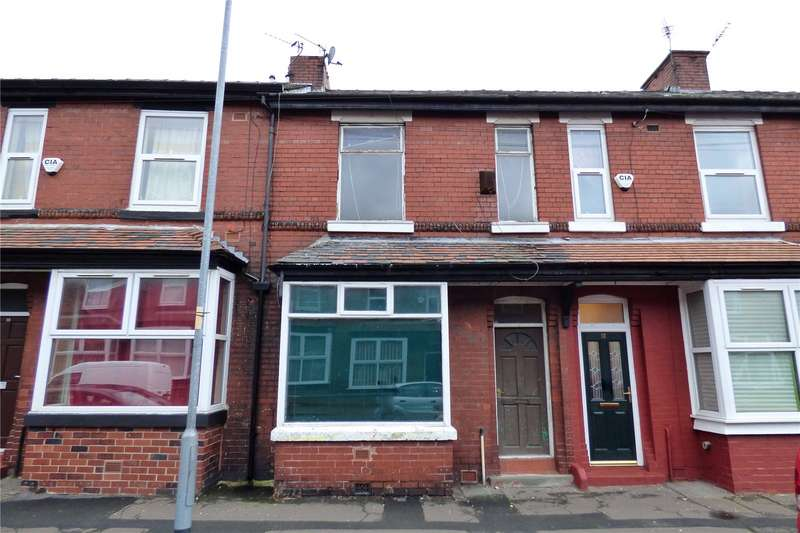 2 Bedrooms Terraced House for sale in Cicero Street, Moston, Manchester, M9
