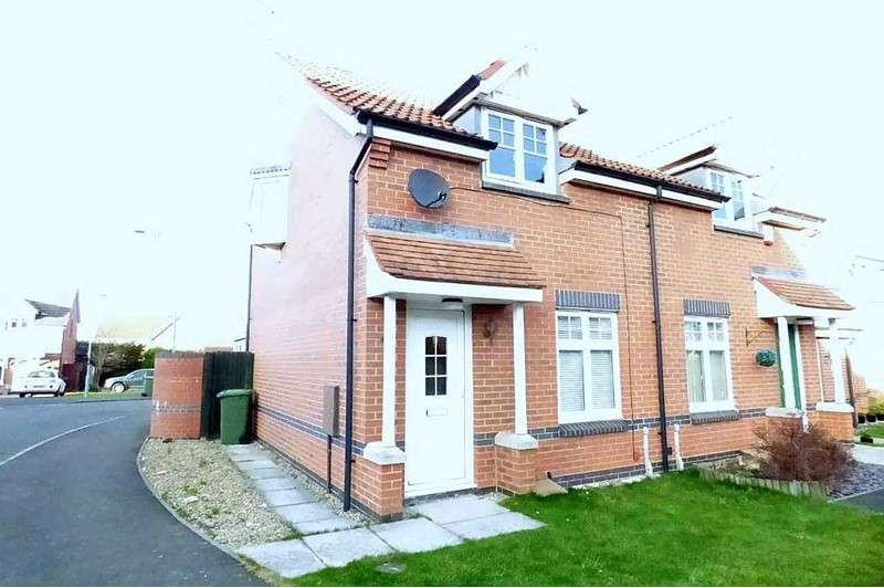2 Bedrooms Property for sale in Ingleby Way, Blyth, Northumberland, NE24 3PD