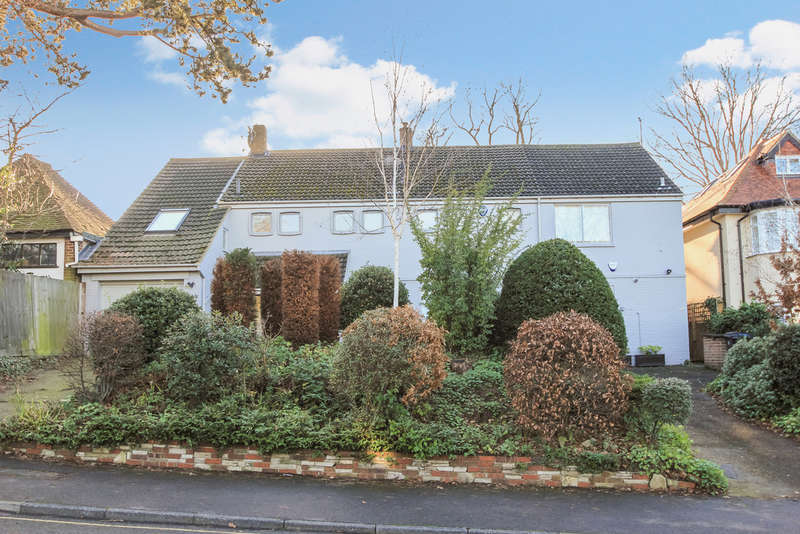 5 Bedrooms Detached House for sale in Corkran Road, Surbiton