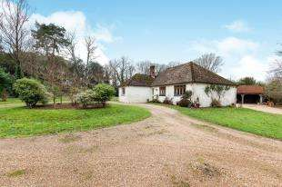 3 Bedrooms Bungalow for sale in Tongs Wood Drive, Hawkhurst, Cranbrook, Kent
