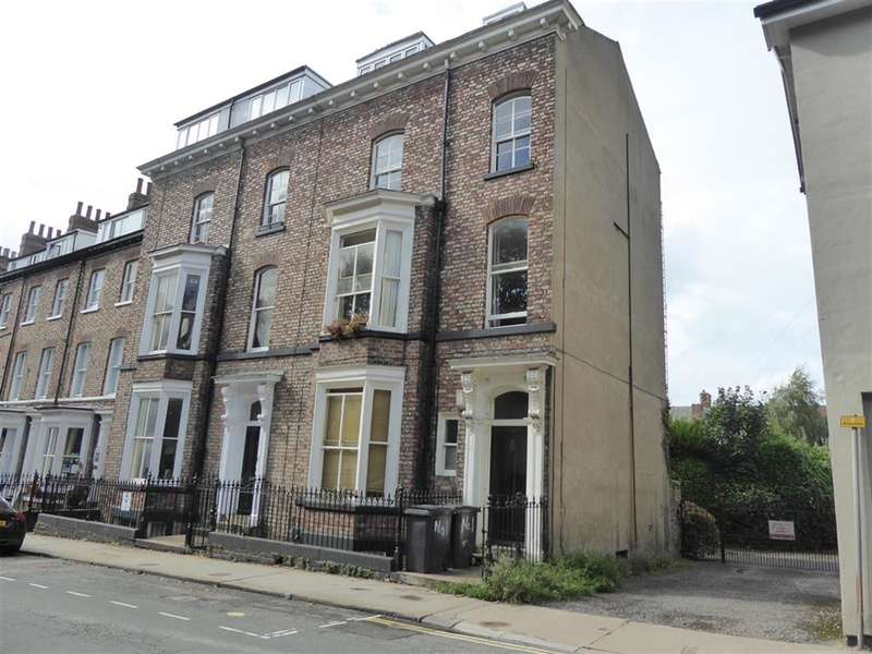5 Bedrooms End Of Terrace House for sale in Bootham Terrace, York, YO30 7DH