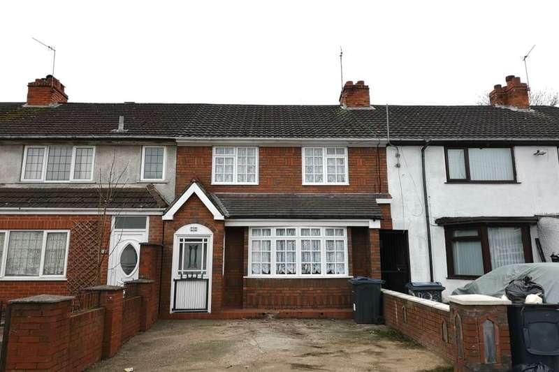 3 Bedrooms Property for sale in Kenwood Road, Bordesley Green, Birmingham, B9