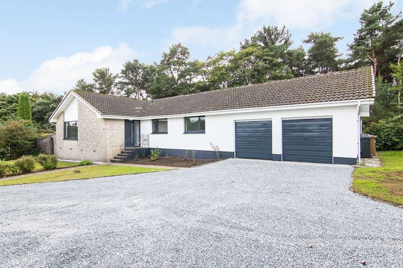 4 Bedrooms Detached Bungalow for sale in Middlewood Park, Livingston, EH54