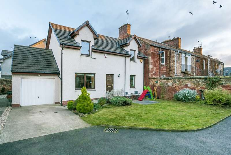 4 Bedrooms Detached House for sale in Hawthorn Place, Gilmerton, Edinburgh, EH17