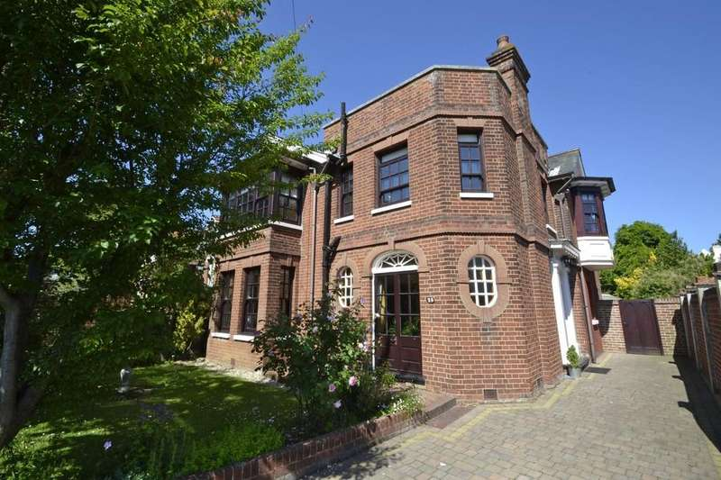 5 Bedrooms Detached House for sale in Thorpe St Andrew, Norwich, Norfolk