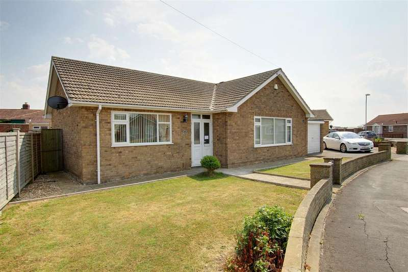 3 Bedrooms Detached Bungalow for sale in Dymoke Road, Mablethorpe, Lincolnshire