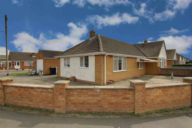 2 Bedrooms Semi Detached Bungalow for sale in Maxwell Drive, Mablethorpe