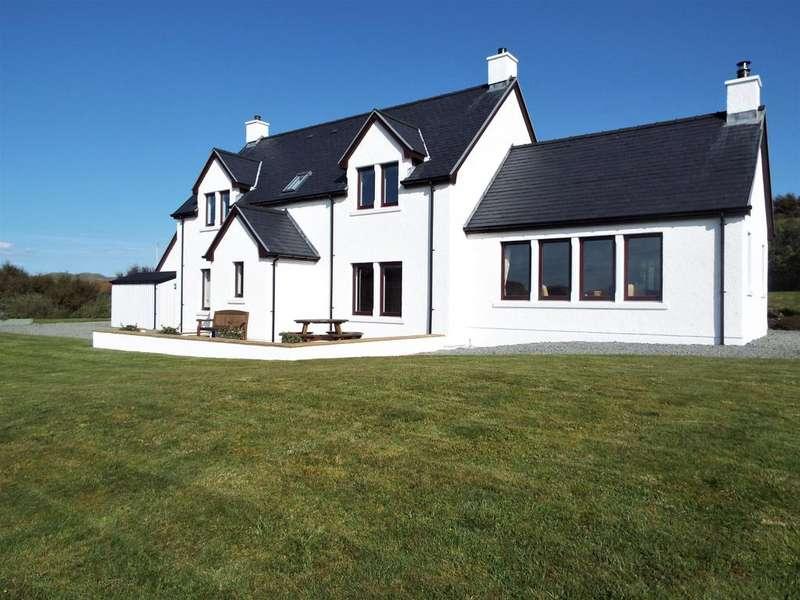 4 Bedrooms Detached House for sale in Hazel Cottage, 25 Fiscavaig