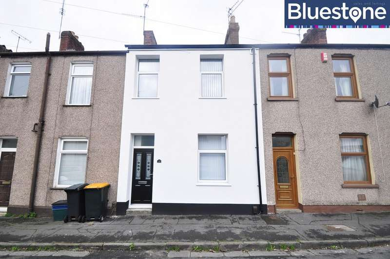 3 Bedrooms Terraced House for sale in Orchard Street, Newport