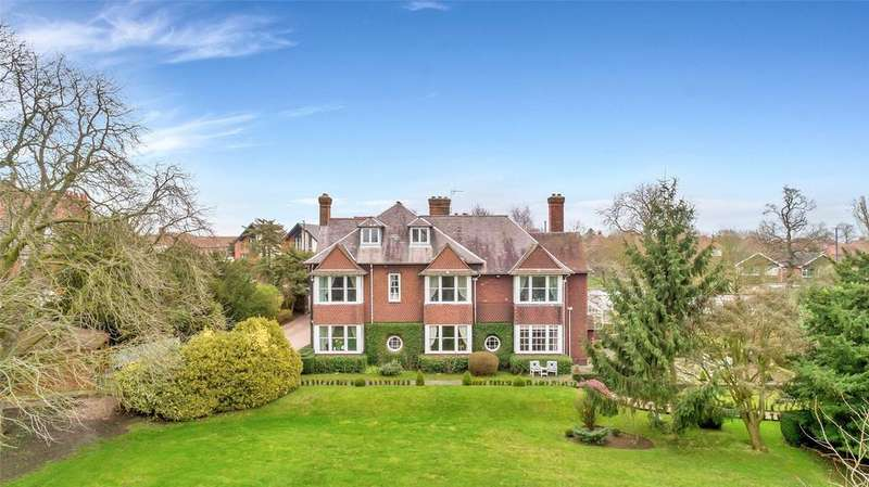 10 Bedrooms Detached House for sale in Fressingfield Manor, 116 Blagreaves Lane, Littleover