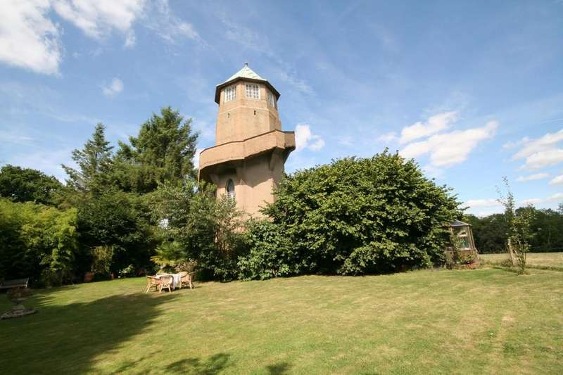 4 Bedrooms Detached House for sale in Steyning, West Sussex