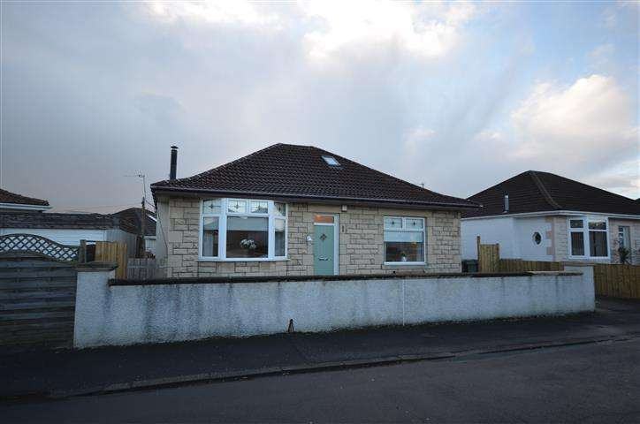 2 Bedrooms Detached Bungalow for sale in 3 Leslie Crescent, Ayr, KA7 3BW