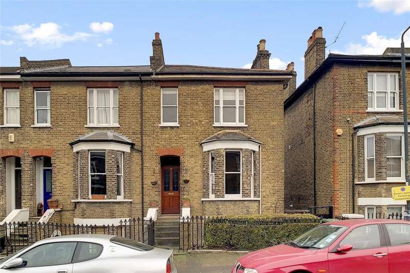 4 Bedrooms End Of Terrace House for sale in Devonshire Drive, Greenwich, London, SE10