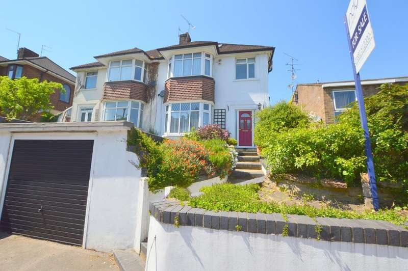 4 Bedrooms Semi Detached House for sale in Farley Hill, Farley Hill, Luton, LU1 5HJ