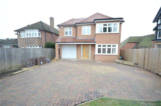 4 Bedrooms Detached House for sale in Halls Road, Tilehurst, Reading