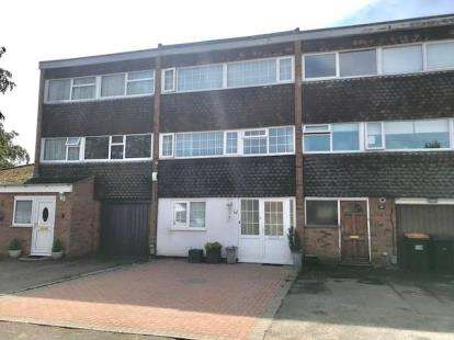 3 Bedrooms Terraced House for sale in Fearnley Crescent, Kempston, Bedford, Bedfordshire