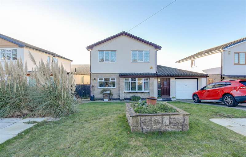 4 Bedrooms Detached House for sale in Newchurch Road, Rawtenstall, Rossendale