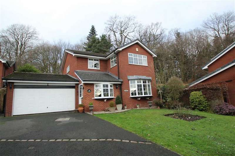 3 Bedrooms Detached House for sale in Briar Close, Knutsford