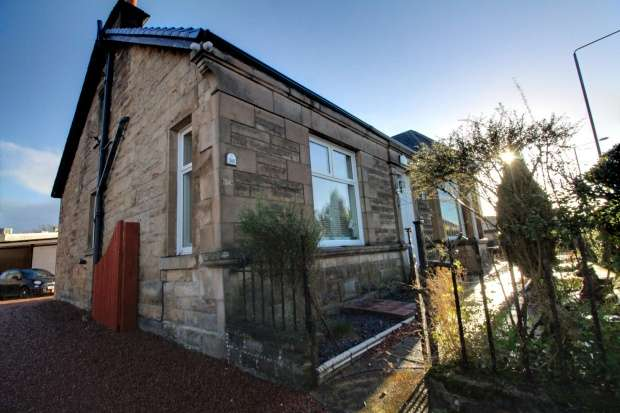 3 Bedrooms Detached Bungalow for sale in Springburn Road, Glasgow, Lanarkshire, G21 1UX