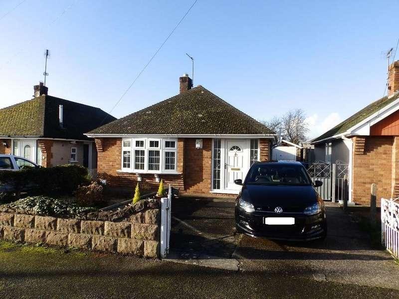 2 Bedrooms Detached Bungalow for sale in Woodside Gardens, Rhyl
