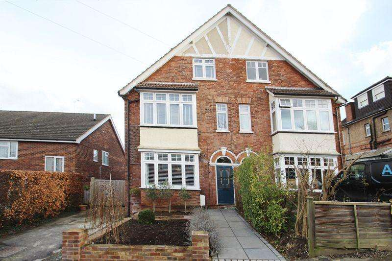 5 Bedrooms Semi Detached House for sale in The Drive, Tonbridge
