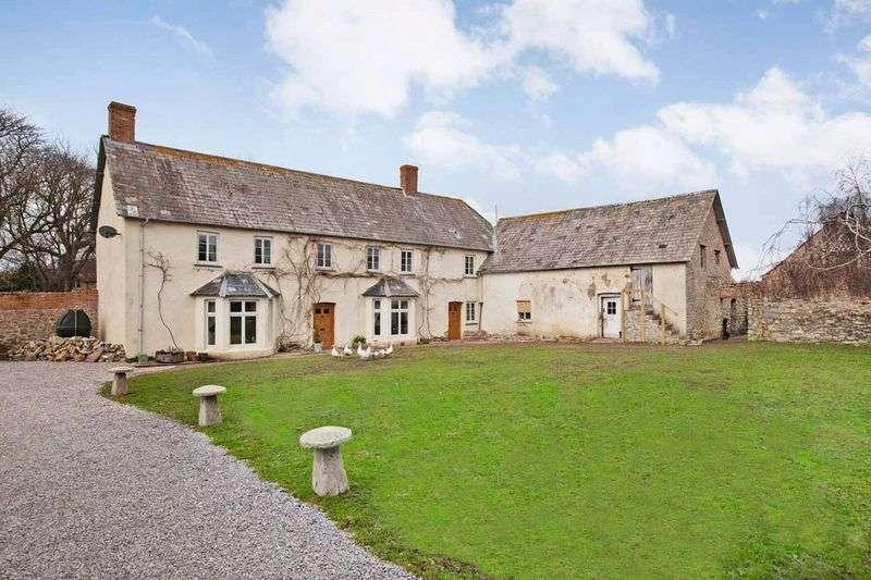 6 Bedrooms Property for sale in Shurton Stogursey, Bridgwater