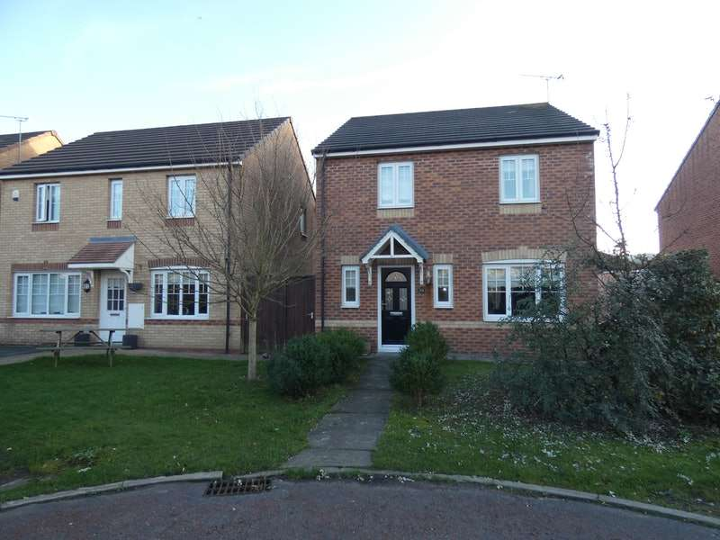 4 Bedrooms Detached House for sale in Kingfield Road, Liverpool, Merseyside, L9