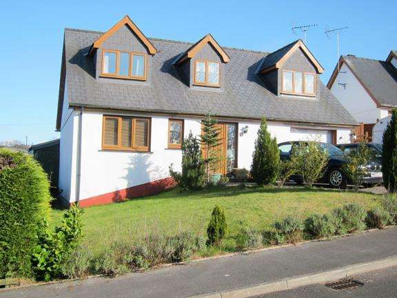 4 Bedrooms Detached Bungalow for sale in Green Meadow, New Inn