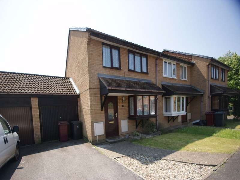 3 Bedrooms End Of Terrace House for sale in Ashby Court, READING, Berkshire