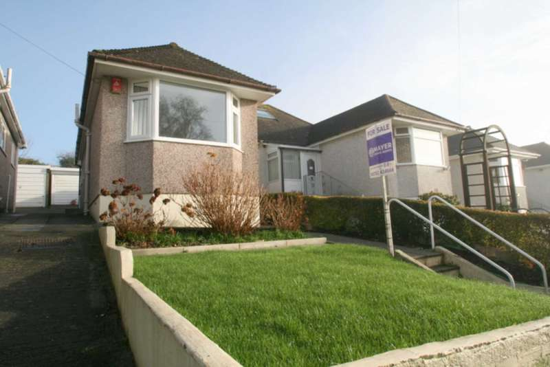 3 Bedrooms Semi Detached Bungalow for sale in Vicarage Gardens, St Budeaux