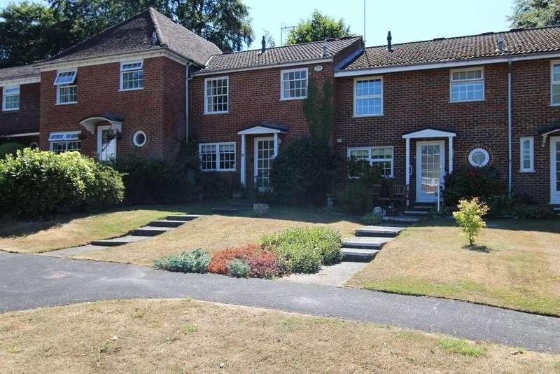 3 Bedrooms Terraced House for sale in Milton Gardens, Wokingham
