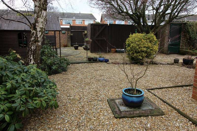 3 Bedrooms End Of Terrace House for sale in Edgeworth, Yate, Bristol, BS37 8YN