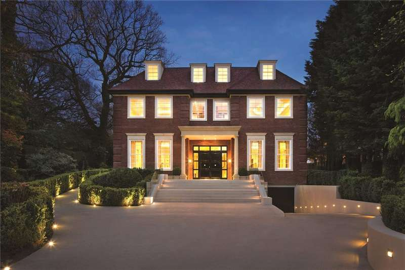 11 Bedrooms House for sale in White Lodge Close, Hampstead Garden Suburb, London, N2