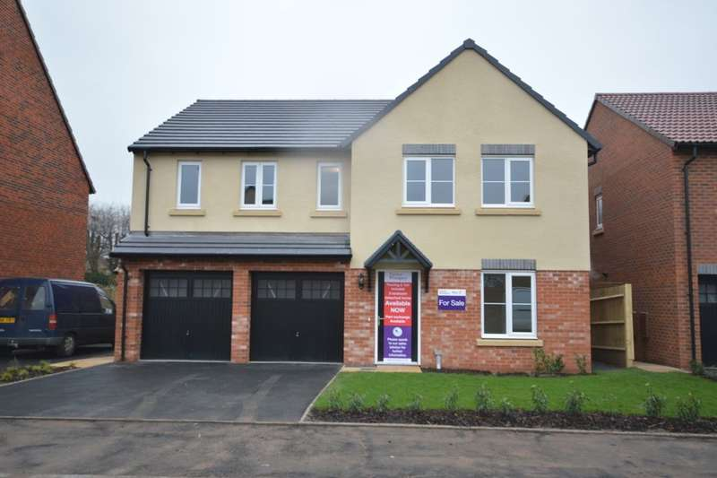 5 Bedrooms Detached House for sale in Golf Links Lane, Wellington, Telford, TF1